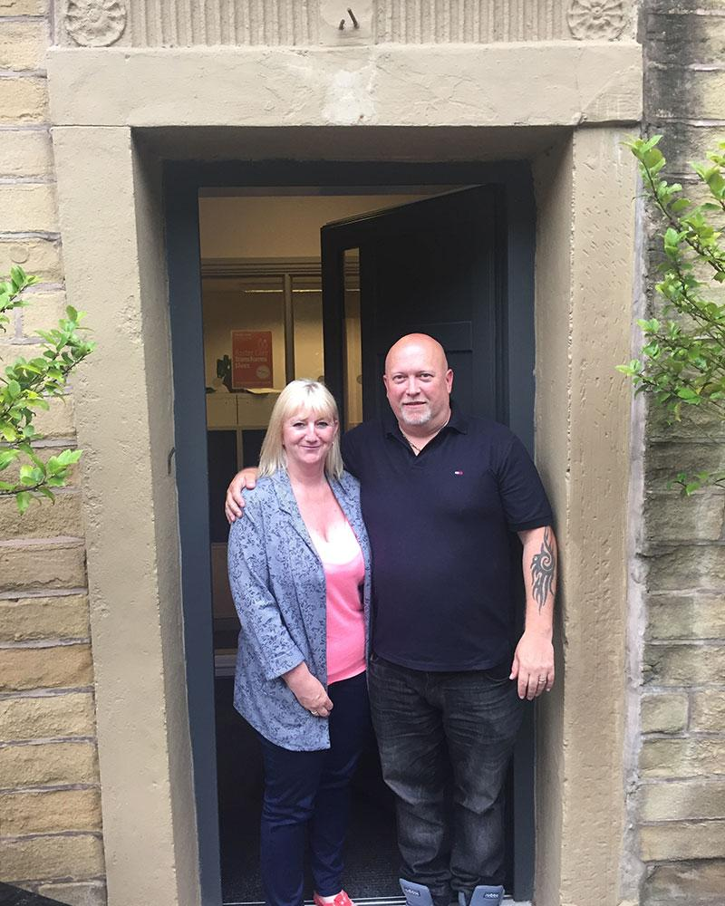 Paul and Debbie Foster Carers for Safehouses Fostering